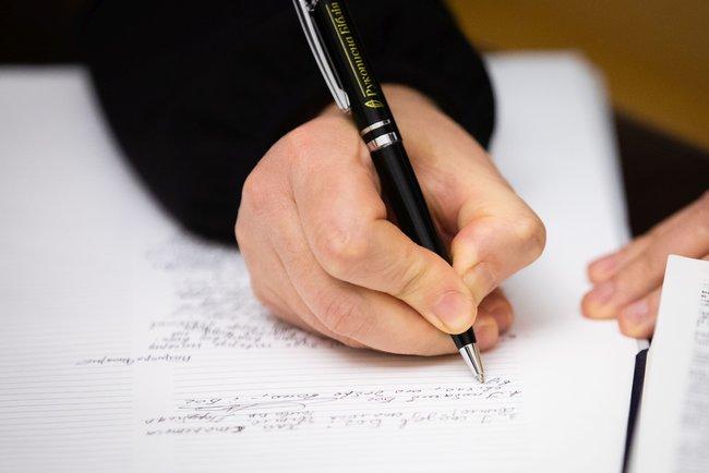 Вишгород долучиться до створення унікальної рукописної Біблії - київщина, Вишгород - bib2