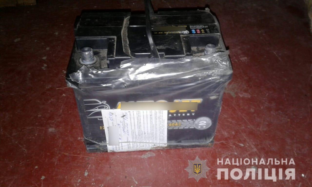 boguslavavto1 На Богуславщині встановлено осіб, яких підозрюють у вчиненні крадіжок з автівок