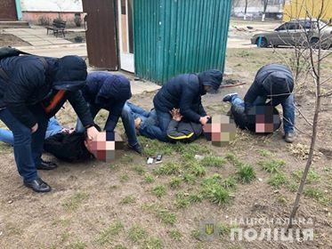 У Броварському районі затримали серійних крадіїв - поліція Київщини, крадіжки, Броварський район - brovarykraduny1