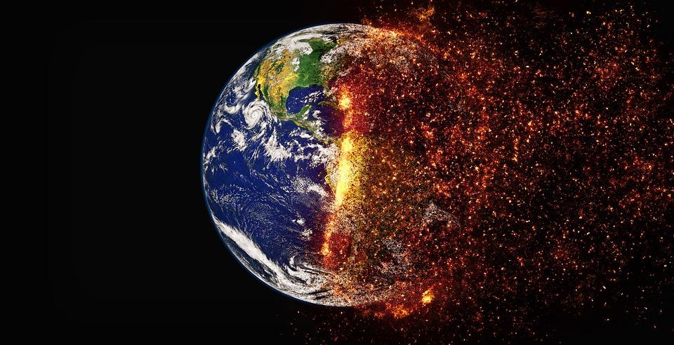 Зміна клімату і підвищення смертності – пряма взаємозалежність -  - climate change 2254711 960 720