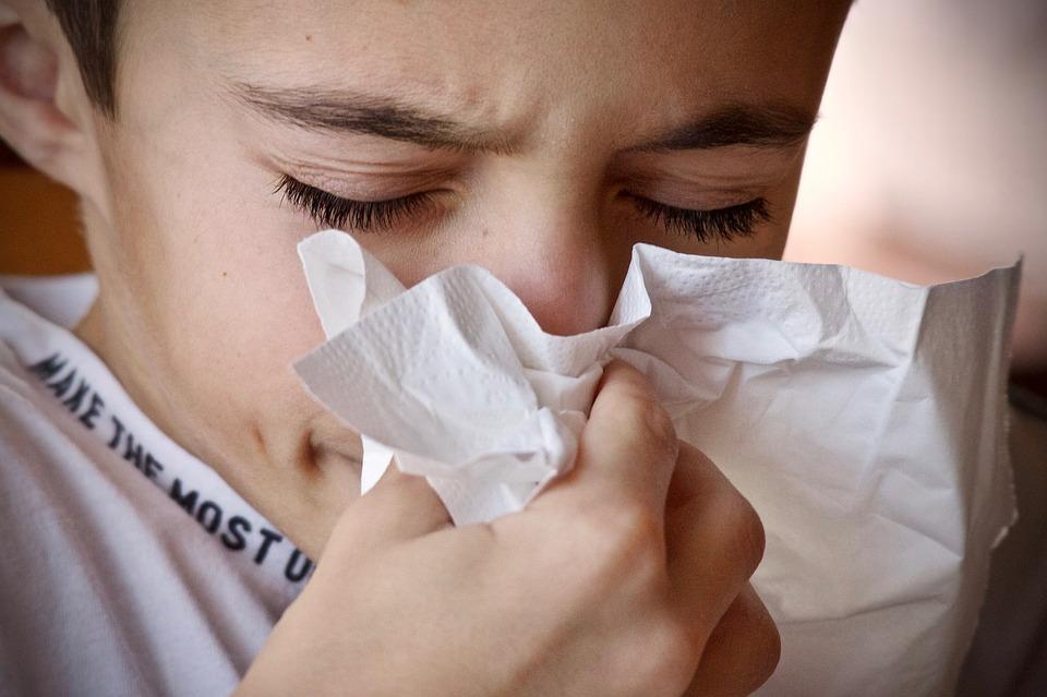 У Києві лютує грип і ГРВІ: 11 тисяч нових випадків за минулий тиждень -  - cold 3861935 960 720