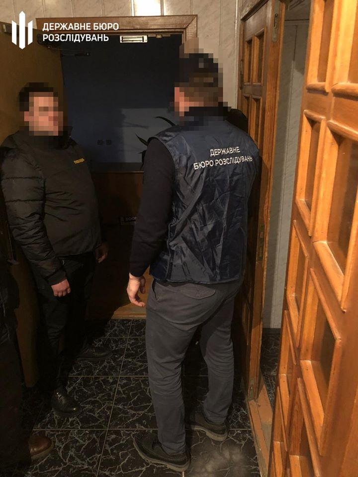 Начальника відділу Головного управління ДФС Київщини спіймали на хабарі - хабар, київщина, Київ, затримання, ДФС, ДБР - dbr1