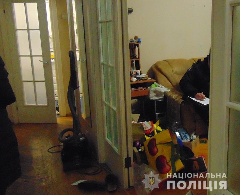 """У Києві """"на гарячому"""" затримали крадія іноземця -  - dnzamkv01201"""