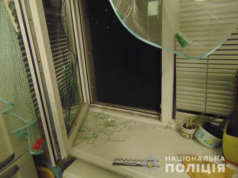 """У Києві """"на гарячому"""" затримали крадія іноземця -  - dnzamkv01202"""