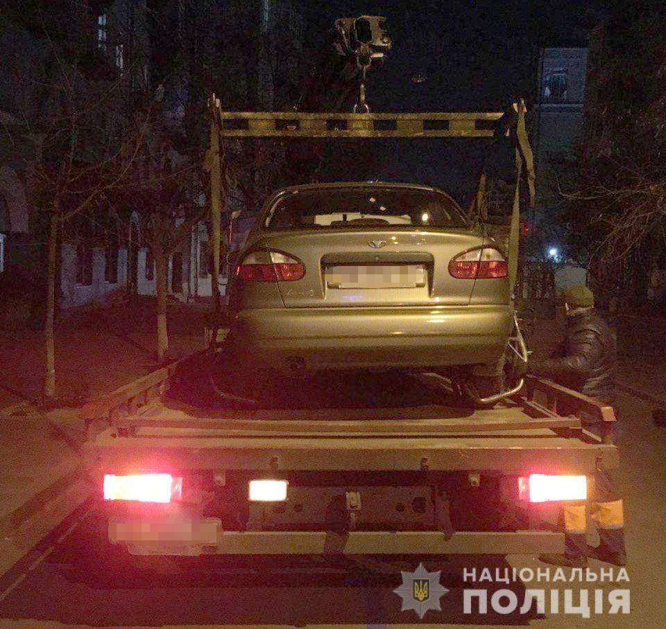У Києві за два тижні евакуйовано 594 авто припаркованих з порушенням ПДР -  - evakuac1