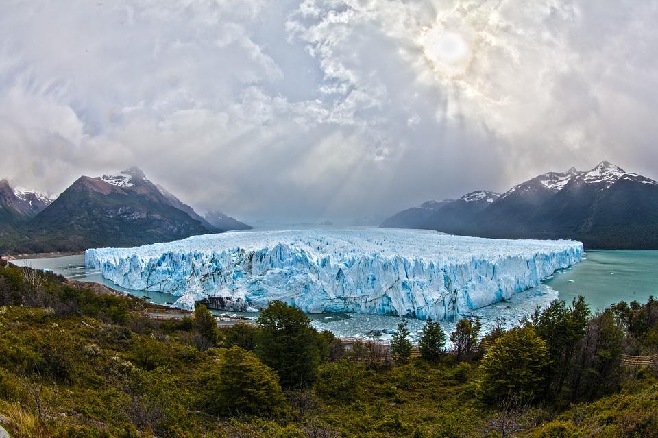 Зміна клімату і підвищення смертності – пряма взаємозалежність -  - glacier 583419 960 720