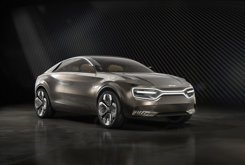 500 км на одному заряді: Kia готує новий електричний кросовер - електромобілі - imagine by kia 1