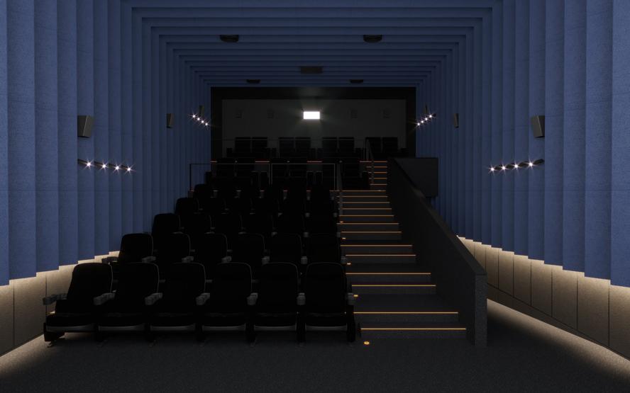У Вишневому незабаром відкриють кінотеатр -  - kinoteatr Vyshneve 1
