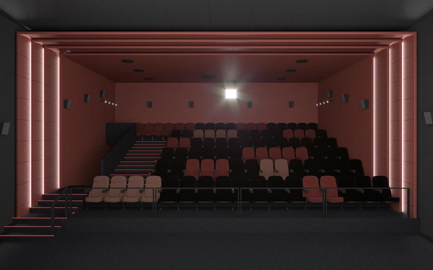 У Вишневому незабаром відкриють кінотеатр -  - kinoteatr