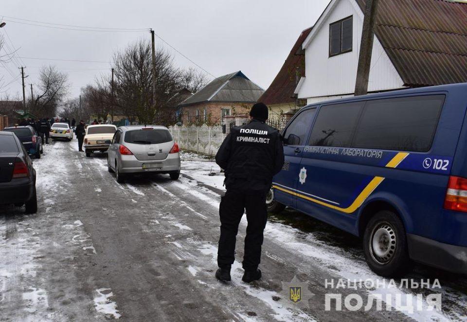 kozarovychi1 На Вишгородщині пенсіонер убив пенсіонера