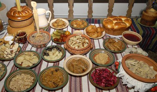 Святвечірні страви: символіка святкового столу -  - kutya osn