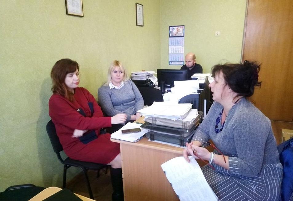 """""""Центр пробації"""" налагоджує співпрацю зі службами Миронівської ОТГ -  - m2"""