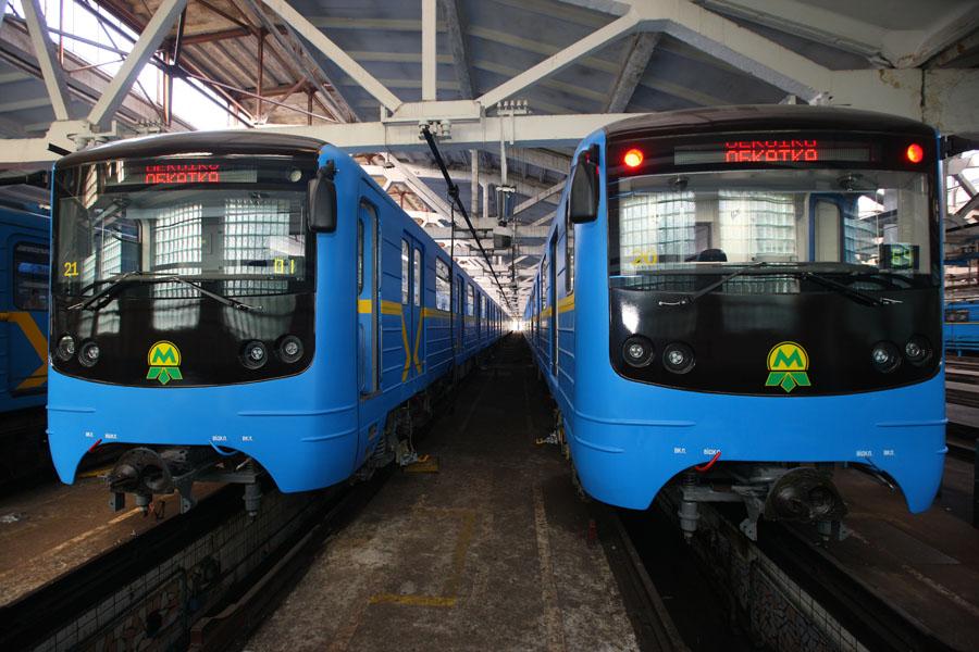 В столиці  згідно генплану побудують ще 14 станцій метрополітену -  - metro vagony