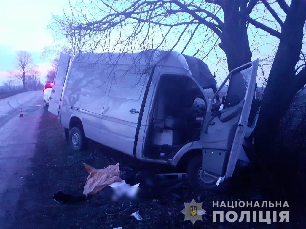 В смертельній ДТП на Миронівщині загинуло дві людини -  - myrondtp1