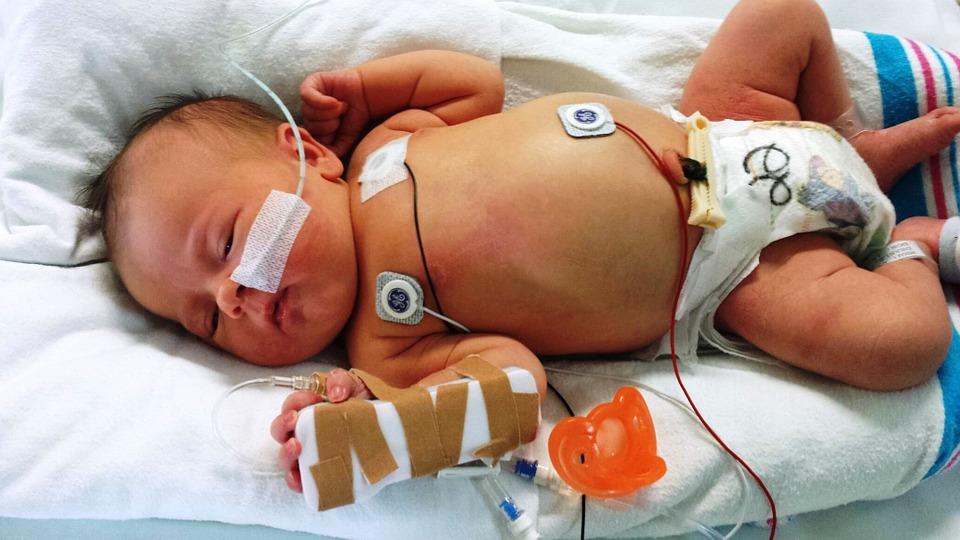 Що передбачає Програма медичних гарантій для передчасно народжених громадян України -  - newborn 617414 960 720