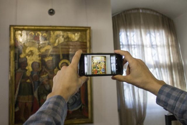 Музейні технології: «оживають» експонати Острозького замку - Україна, додаток - ostrog2