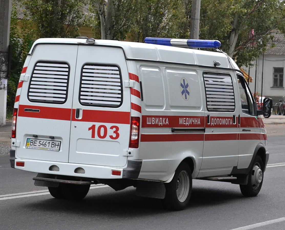Водій вантажівки із Миронівки помер під Переяславом -  - otravlenie 1