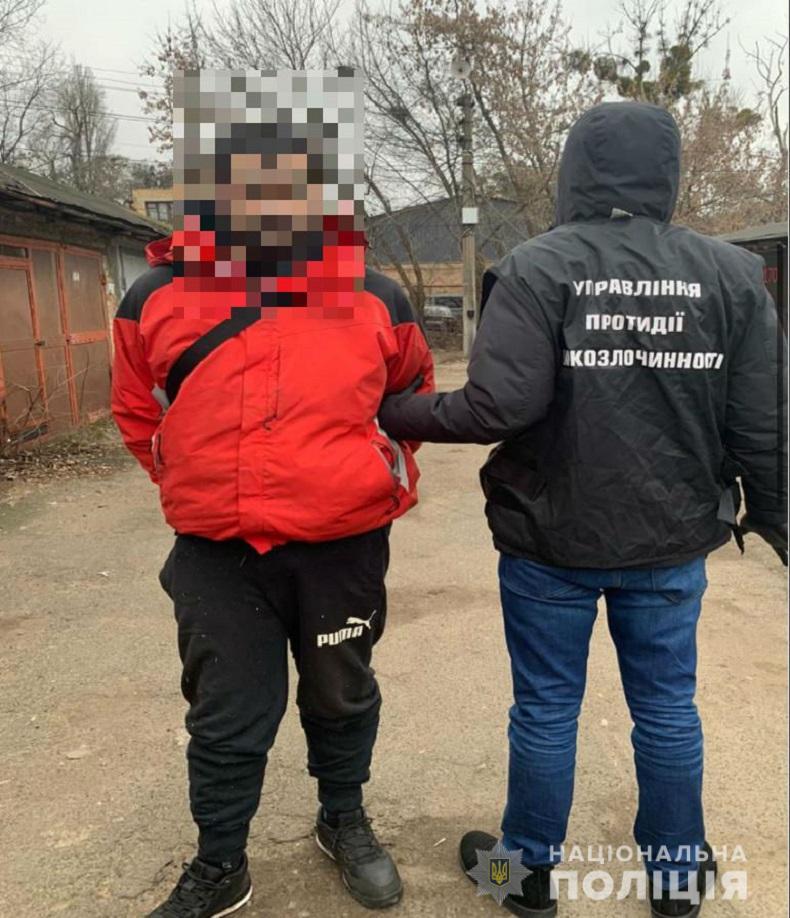 У Києві викрито групу наркозбувачів -  - pecheraupn2401202005