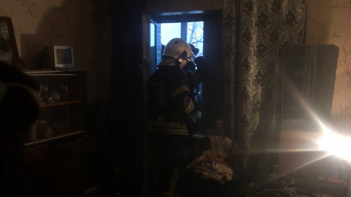 photo5269570082579786994 У Києві чоловік підпалив квартиру, бо боровся із злими духами
