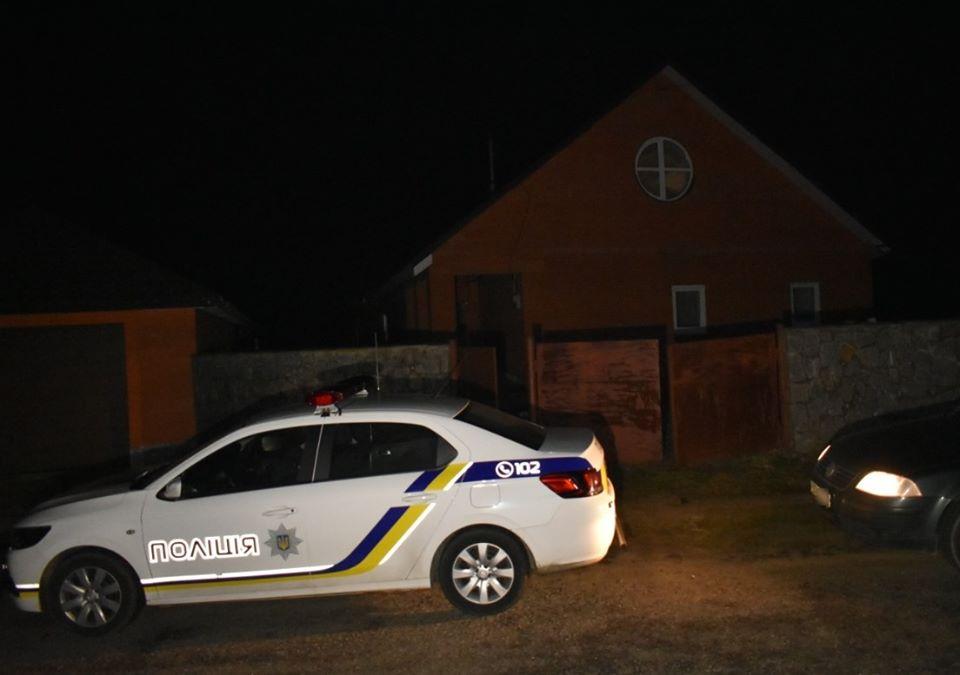 polits1 На Вишгородщині убили чоловіка на чужому городі