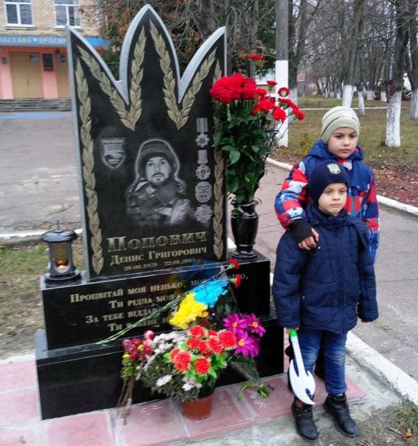 В Баришівському районі священник виганяє із церкви родичів загиблого атовця -  - popovichdenis