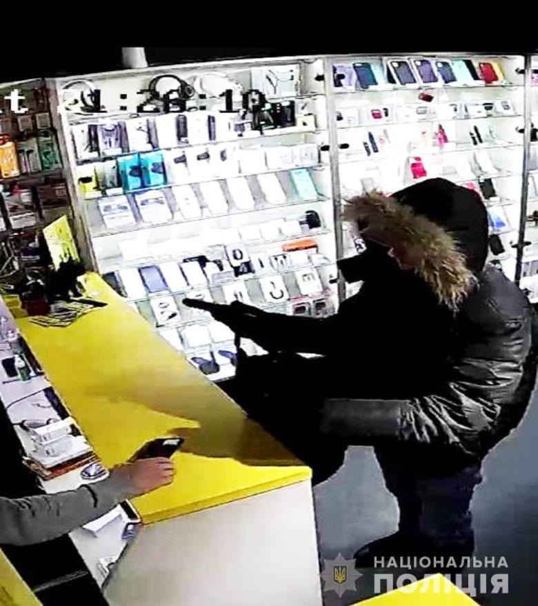 У Києві затримали підозрюваного у розбійному нападі - 30.01.2020 -  - rozbiydar28012020