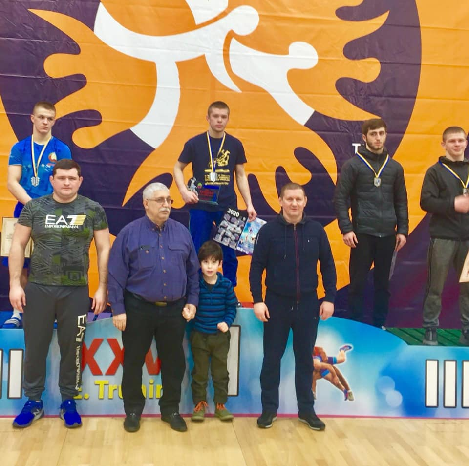 Тарас Крупський з Київщини - переможець міжнародного турніру з греко-римської боротьби -  - rrr33