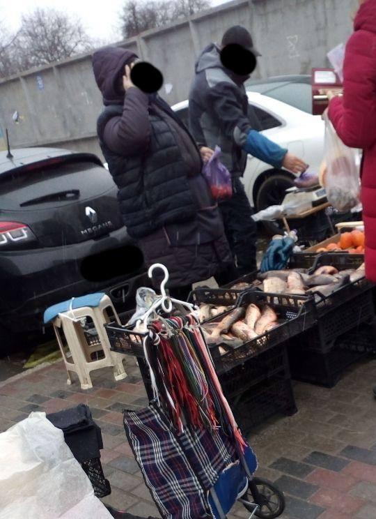 ryba2 У Вишгороді продавали «незаконну» рибу