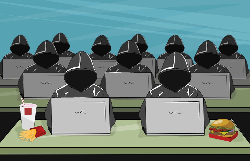 """Громадяни РФ організували у столиці """"ботоферму"""" -  - saat rakyat amerika tertipu oleh mesin troll rusia"""