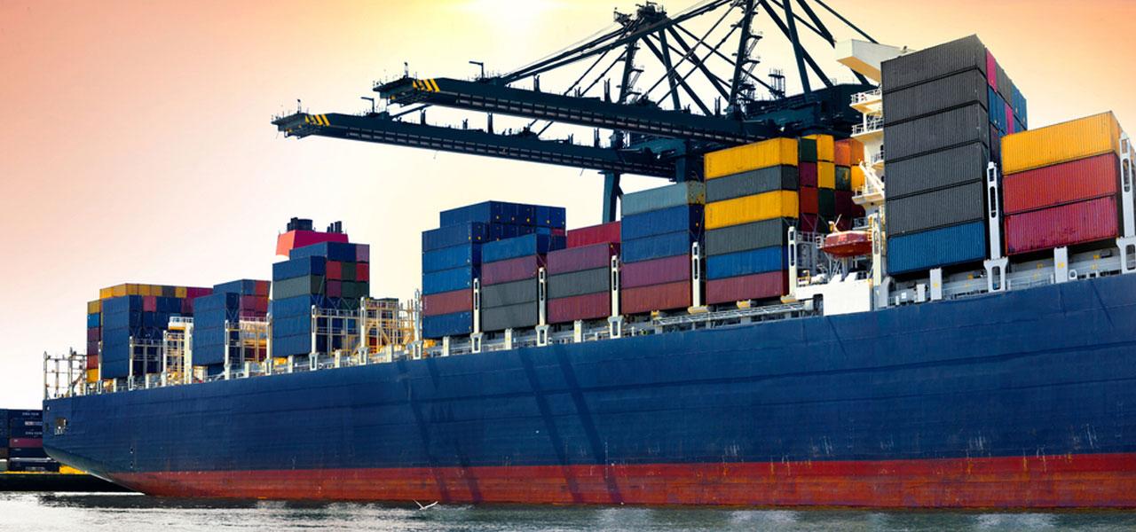 У портах України оброблено рекордну кількість контейнерних вантажів - рекорд, перевезення - slider1