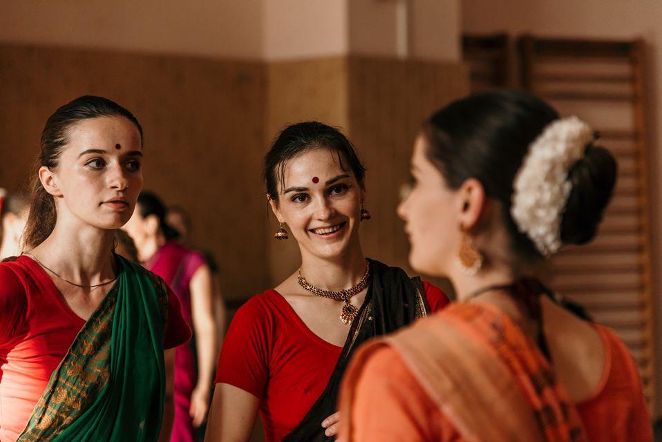 У Києві відбудеться відкритий урок індійського танцю -  - tantsi