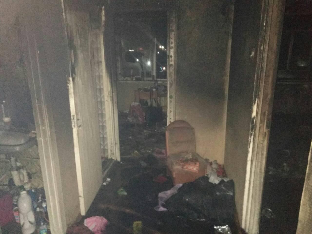 У Білій Церкві під час пожежі в дев'ятиповерхівці загинула жінка - пожежа, Біла Церква - ueiuee
