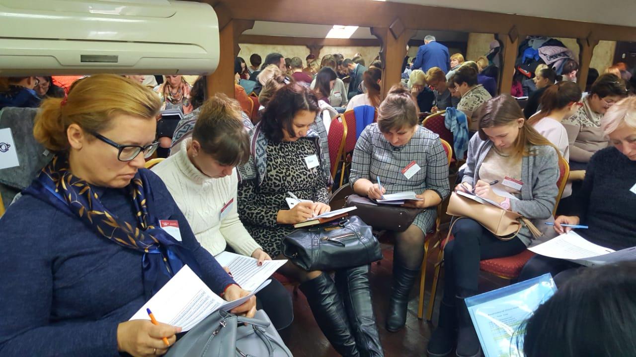 У Вишгороді відбувся семінар-тренінг для педагогів «Родинна твердиня» - семінар-тренінг, педагоги, київщина, Вишгород, виховання дітей - vchyteli1