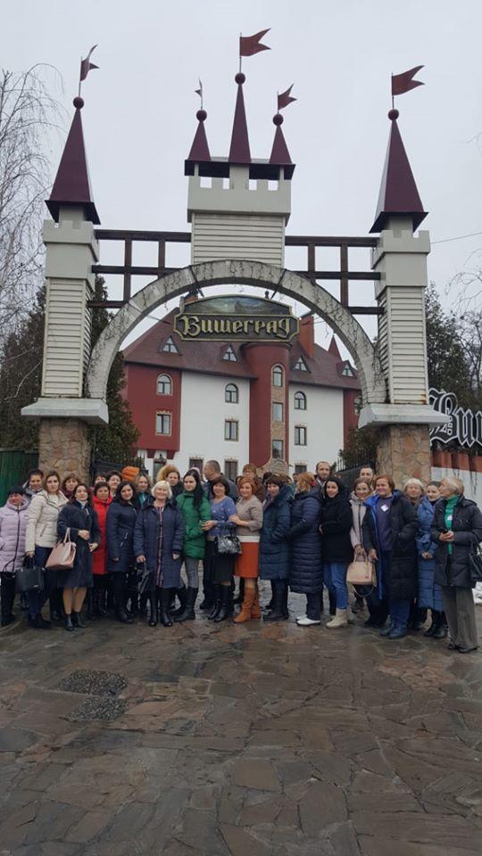 У Вишгороді відбувся семінар-тренінг для педагогів «Родинна твердиня» - семінар-тренінг, педагоги, київщина, Вишгород, виховання дітей - vchyteli3