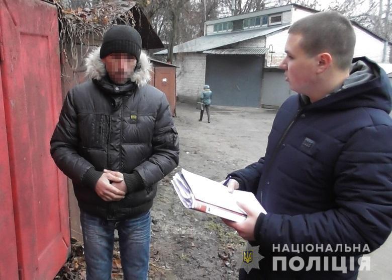 У Києві затримали іноземця-автовикрадача раніше судимого за вбивство -  - vykradavtogolos1