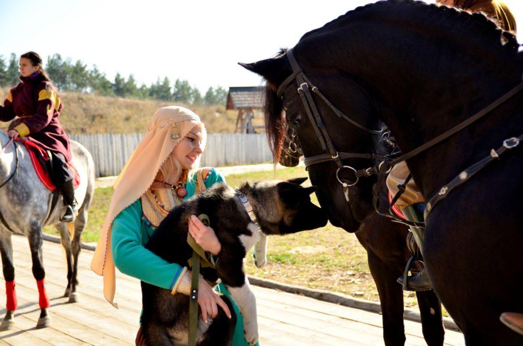 """""""Світ коней"""": парк «Київська Русь», що на Обухівщині, запрошує на шоу-виставку -  - y0xmOXg3M5Q 1024x678"""