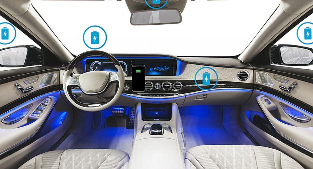 Нова технологія: як зарядити смартфон в машині без дроту - автомобілі - yank wireless charging 3 1024x555