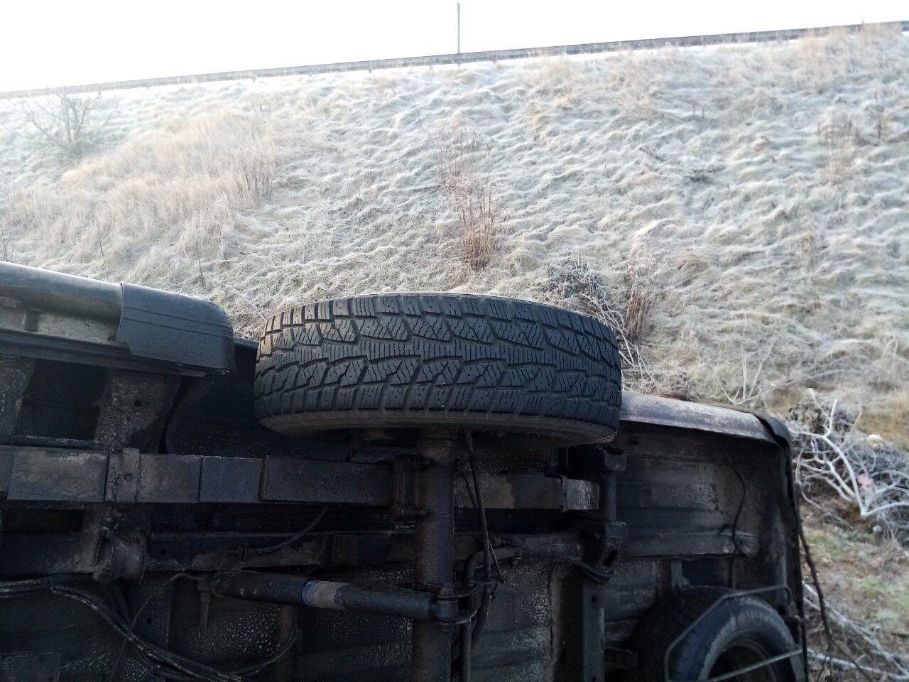 ДТП з постраждалими на автодорозі Київ-Чернігів -  - yzobrazhenye viber 2020 01 15 10 35 23
