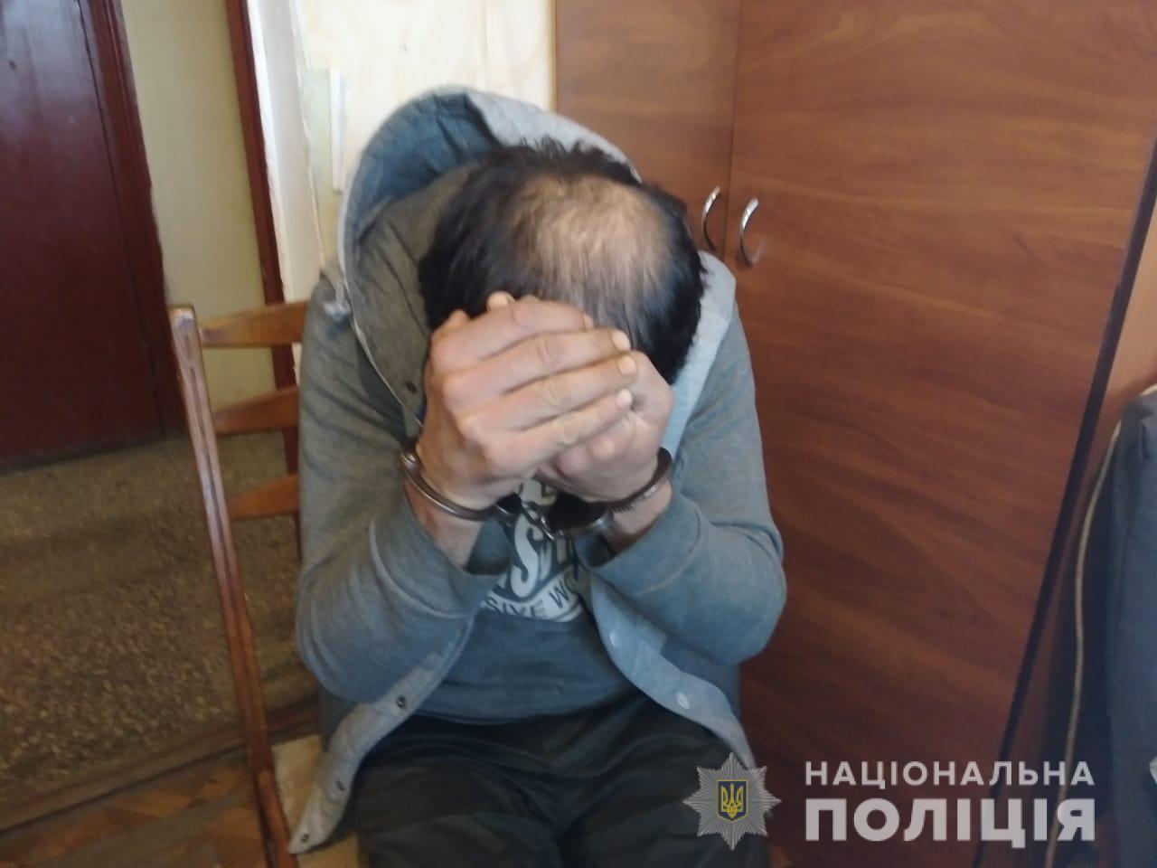 На Фастівщині затримали чоловіка, якого підозрюють у вбивстві - Фастівський район, вбивство, Борова - zarobtchanynfastiv1