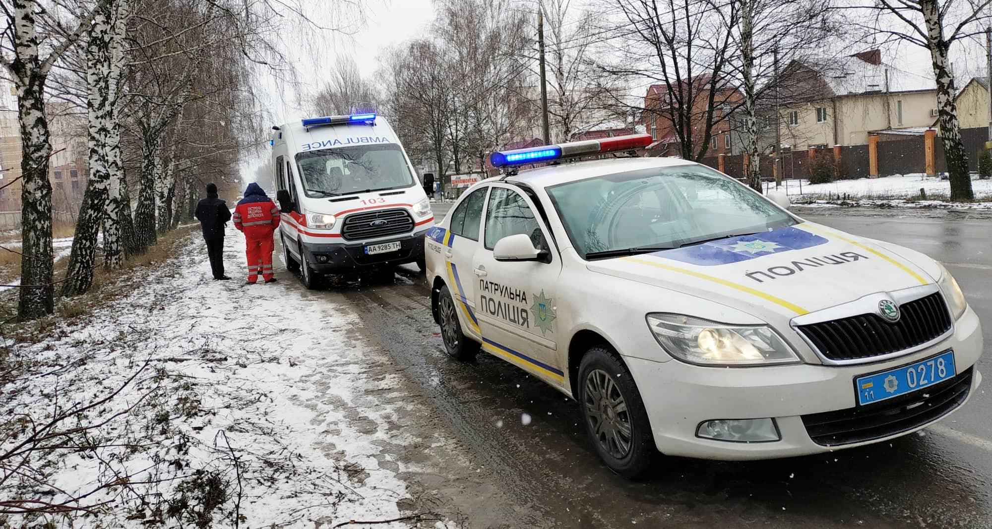 «Увага! Спецсигнал»: як забезпечити пріоритет спецтранспорту на дорозі - Швидка допомога, патрульна поліція, київщина, Вишгород - 0213 pat shvtdka na dorozi