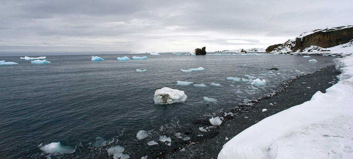 10_klymat +18,3°С: в Антарктиці зафіксовано новий температурний рекорд