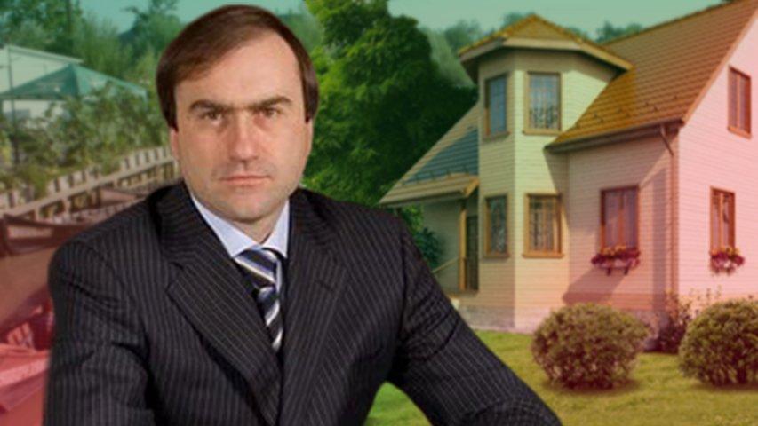 1284960 Придністровський магнат має український паспорт, елітну нерухомість та земельну ділянку на Обухівщині