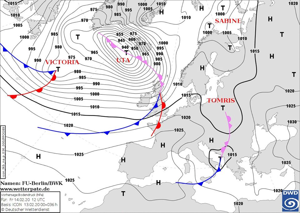 14_pogoda3 Вітер заспокоїться і трошки потеплішає: погода 14 лютого на Київщині