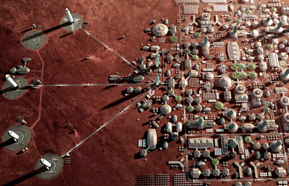 17_mars The Mars Society проводить конкурс на кращий проєкт марсіанського міста