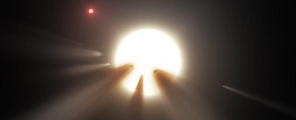 21_asteroydy2 Промені смерті: як сонячне світло знищить астероїди перед загибеллю зірки