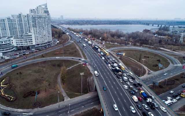 Після обвалу Дегтярівського шляхопроводу, в столиці перевірять всі мости - шляхопровід - 23 most2
