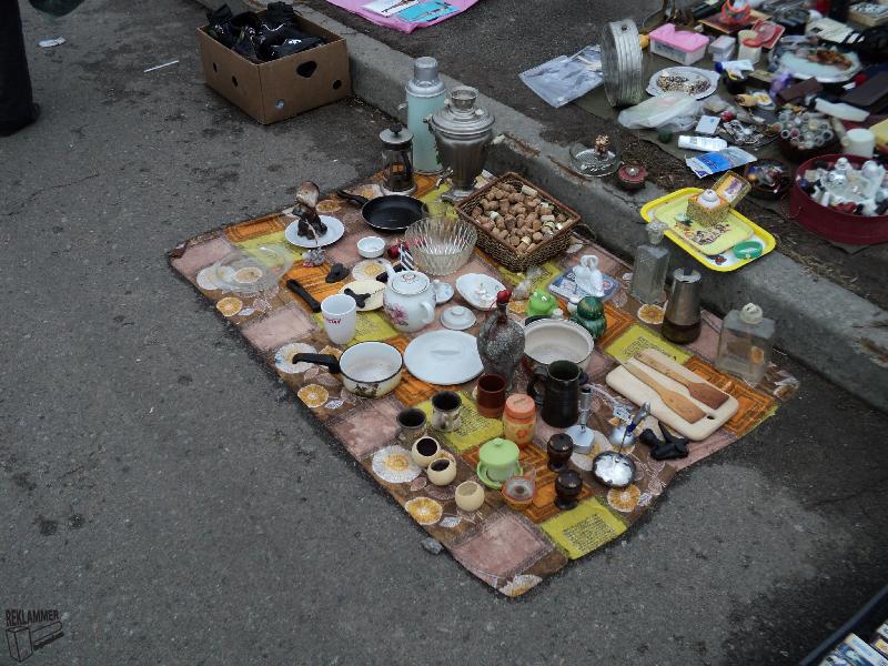 25 КМДА планує знищити блошиний ринок, що на Куренівці