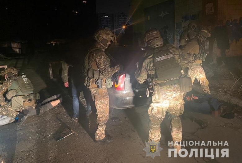 26022020qwer1 У Києві затримали групу офісних крадіїв