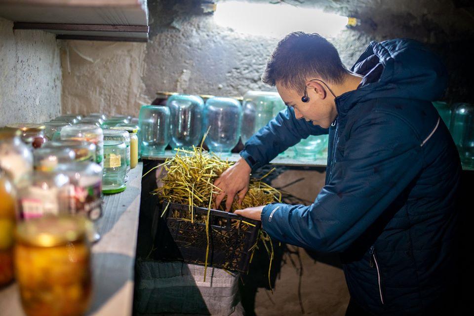 15-річний підліток отримав 50 тис грн за те, що робить повітря свого міста чистішим - спалювання листя, сезон спалювання листя, листя - 26 kompost2