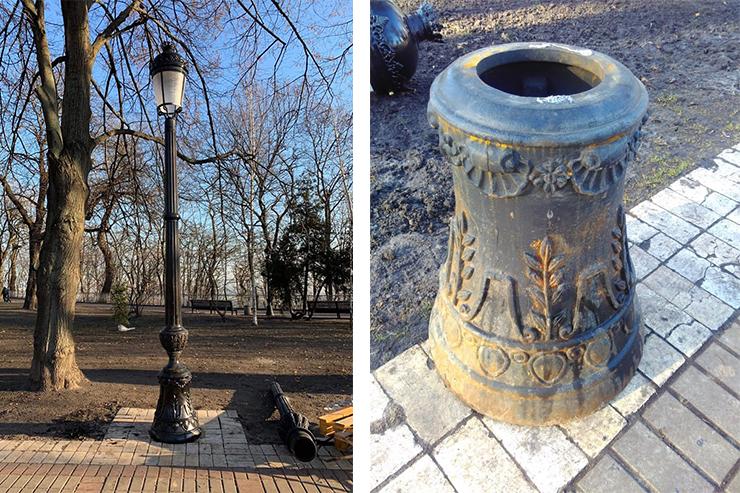 47972356 У Києві зламалися нові ліхтарі, які встановили замість виготовлених у 1950-х роках